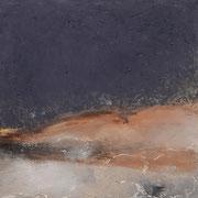 Sahara-Staub  Acryl auf Leinwand 50 x 50 CHF 400