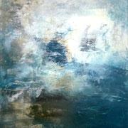 Offenes Meer  Acryl auf Leinwand 80 x 100 CHF 750