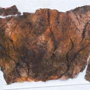 Natur I  Acryl mit Papier-Reisstechnik  30 x 40 CHF 180