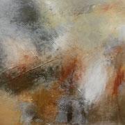 Ohne Titel Acryl auf Leinwand 40 x 70 CHF 500
