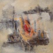 Ohne Titel     Acryl auf Leinwand  100 x 100  CHF 800