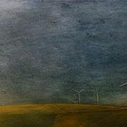 éoliènnes - acrylique sur bois- 21x37 cm - 2011 - M.Pavlïn