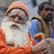 Brahmane in Varanasi, Indien. November 2010 © Robert Hansen