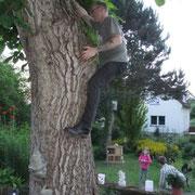 Baumpfleger Richard
