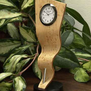 WOOD Magazine Ribbon Clock Plan & Parts