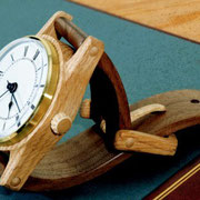 WOOD Magazine Wrist-Watch Clock Plan & Parts