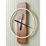 WOOD Magazine Wall Clock Plan & Parts