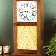 WOOD Magazine Shaker Clock Plan & Parts
