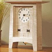 WOOD Magazine Bow-Tie Clock Plan & Parts