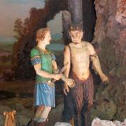 """Wasserautomat: """"Apollo"""" - Hellbrunner Wasserspiele Salzburg"""