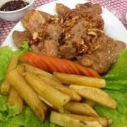 Dong Ha beefsteak