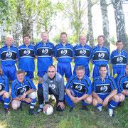 Alte Herren zum Fritz- Gröpler- Turnier Gröningen 2006 1. Platz
