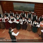 Der Stötten-Chor.