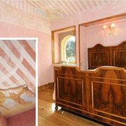Camera dipinta; Roma, 2009