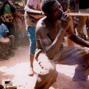 intercambio cultural en Burkina Faso,