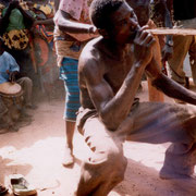 kultureller Austausch/cultural exchange in Burkina Faso,