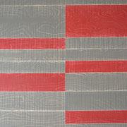 Vintage-Dielen Rockin' Grey & Red kombiniert