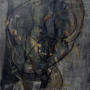 蝸牛のように丸まった身体  728×515     2010
