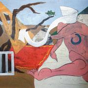 殿様と裸婦  728×1030     2011