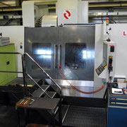 Machining center LAGUN L2000