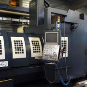 Vertical machining center JOHNFORD DMC 1600