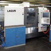 Centre d'usinage LAGUN L1000