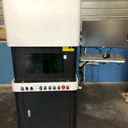 Machine à graver laser
