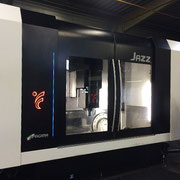 FAGIMA 5 axis working center