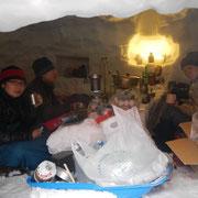 「極キャン2013-5」雪洞で暮らす人達