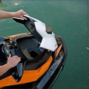 Moto de agua de alquiler totalmente equipada para disfrutar de unas inolvidables vacaciones.