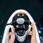 La Sea Doo 130 GTi totalmente equipada para nuestros clientes.