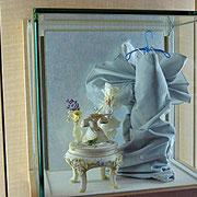 プリザーブドフラワー シーズナルデコレーション オータムドール