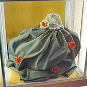 プリザーブドフラワー シーズナルデコレーション オータムドレス