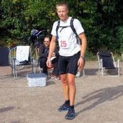 Fredrik Halldin, 2'a 20km