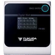 Digital Walk FM-980:ホルタ記録器