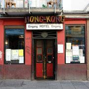 Eingang Hongkong Bar, Hamburger Berg, Hamburg, St. Pauli