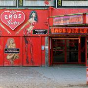 Ehemaliges Eros-Laufhaus Reeperbahn, Hamburg, St. Pauli
