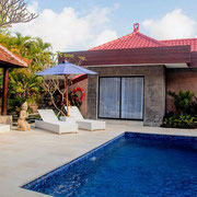 Bukit villa for rent by owner. South Bali villa for rent by direct owner