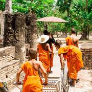 Gruppenreise Norden Thailand
