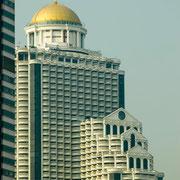 Baiyoke Sky Hotel in Bangkok.