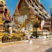 Wat Phra That Suthon Mongkhon Khiri in Phrae, Thailand