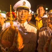 87th Geburtstag des Königs in Bangkok