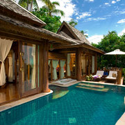 Santhiya Sea View Pool Villa Suite