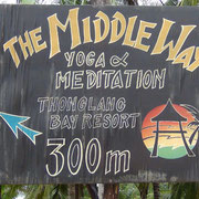 The Middle Way - Yoga und Meditation