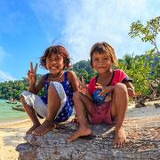 Erlebnisse bei den Moken auf den Surin Inseln