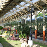 Zugbahnhof in Chiang Mai