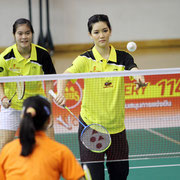 Badminton in Thailand