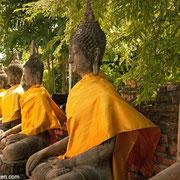 Entdecken Sie Ayutthaya