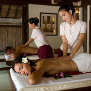 Erholungsurlaub: Traditionelle Thai-Massage