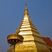 Phra That Cho Hae goldene Pagode, Phrae